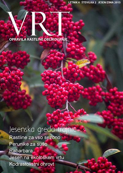 Spletna revija Vrt