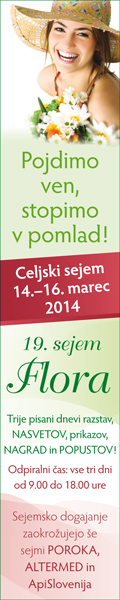 Celjski sejem - Flora 2013